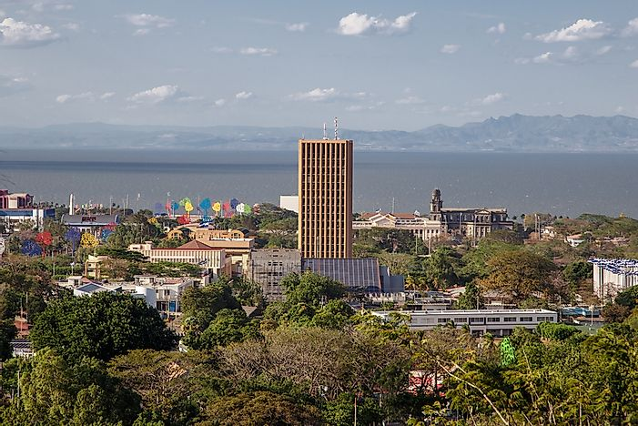 What Is The Capital Of Nicaragua?