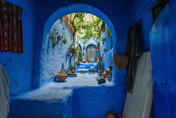 Самые Красочные Города В Мире. А вы бы туда поехали?