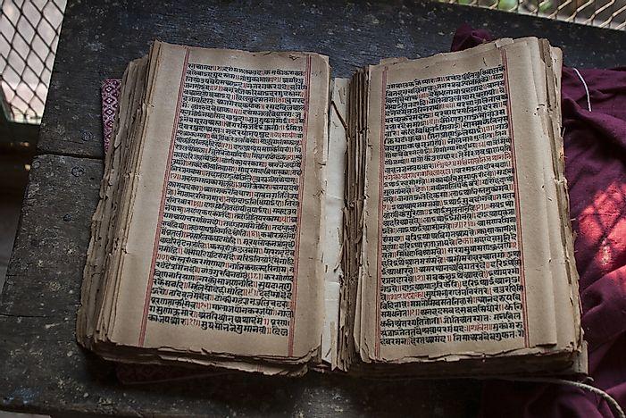 The 6 Classical Languages of India - WorldAtlas com