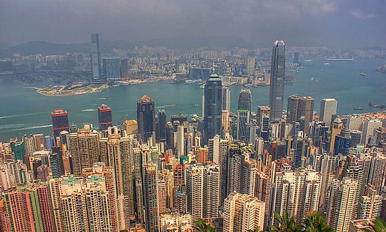 # 1 Hồng Kông -
