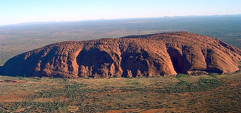 What Do You Know About Ayers Rock (Uluru)?