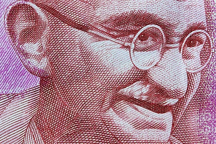 Mahatma Gandhi – Important Figures in World History