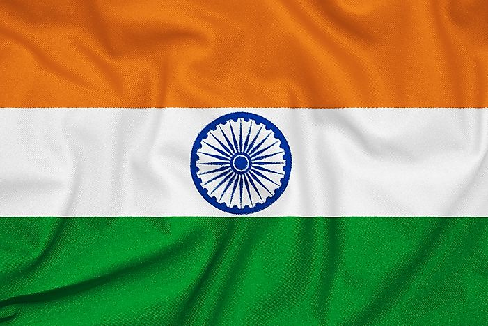 What Do The Colors And Symbols Of The National Flag Of India Mean?
