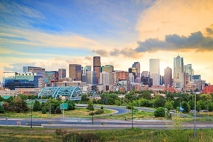 The 12 Best Skylines in the United States - WorldAtlas com