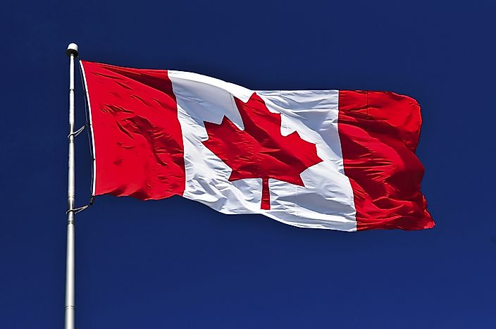 How Did The National Flag Of Canada Evolve?