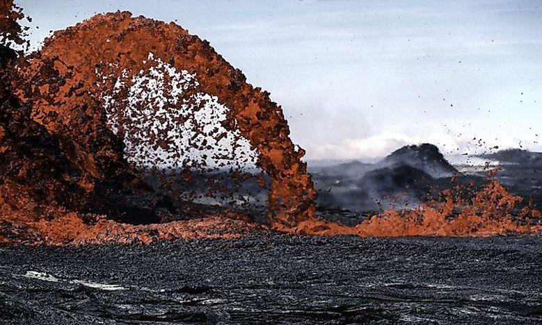 12 Hawaii Volcanoes National Park