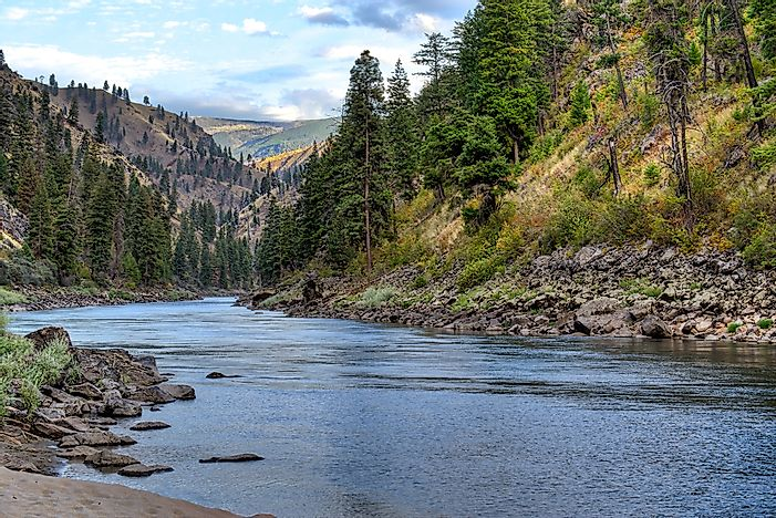 The 10 Longest Rivers in Idaho