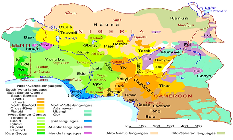 What Languages Are Spoken In Cameroon WorldAtlascom - Languages spoken by country