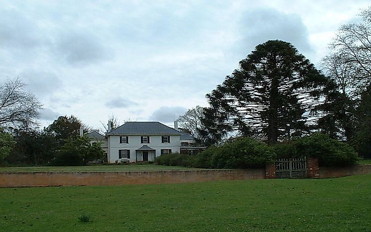 #6 Brickendon and Woolmers Estates (Longford, Tasmania)