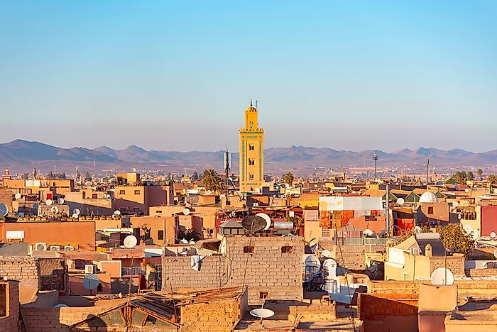 Image result for morocco city