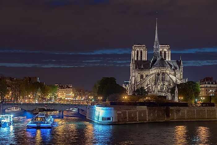 #4 Notre-Dame Cathedral