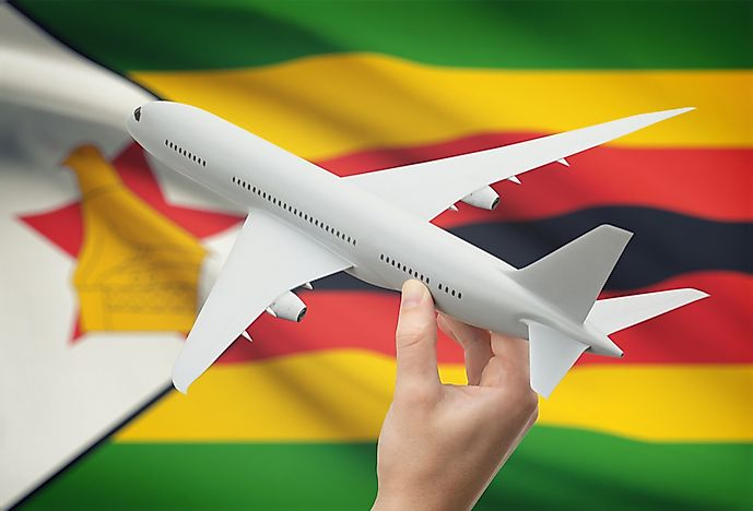 What Is the National Airline of Zimbabwe?