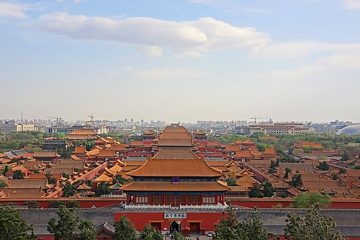 #1 The Forbidden City