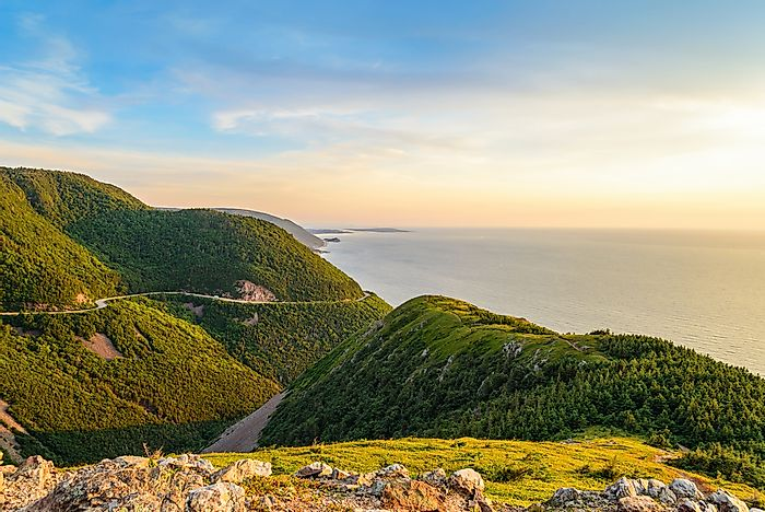 #3 Drive the Cabot Trail