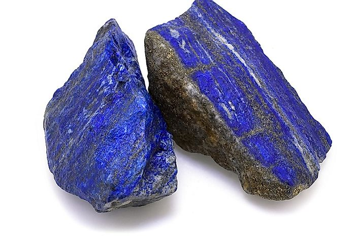 Lapis Lazuli Facts - Geology of the World