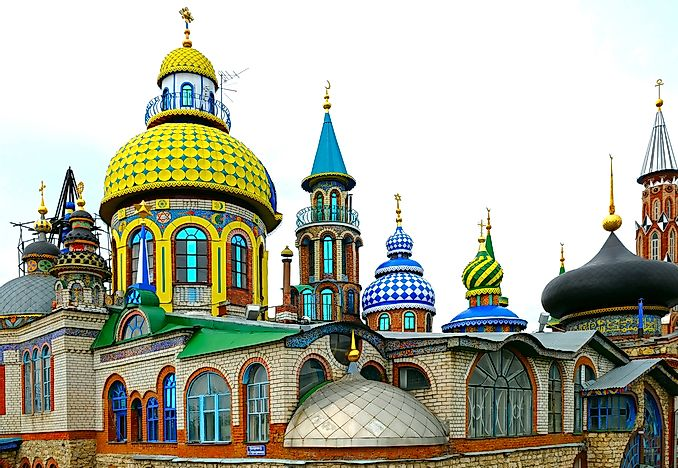 Major Religions in Russia