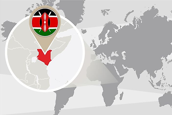 What Continent Is Kenya In?