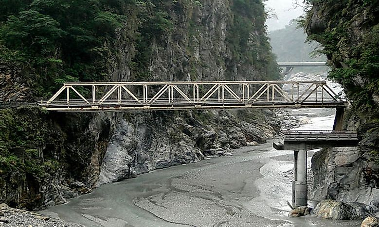 #4 Taroko National Park -