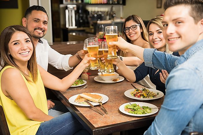 Top 10 Beer Producing Nations