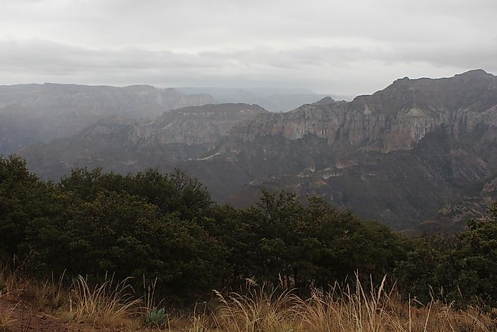 #2 Copper Canyon, Mexico