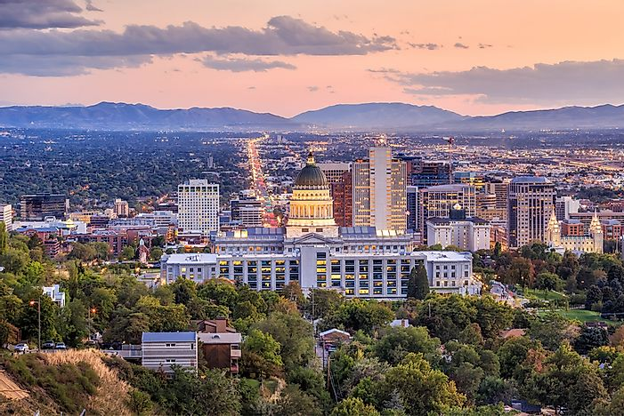 What Is the Capital of Utah?