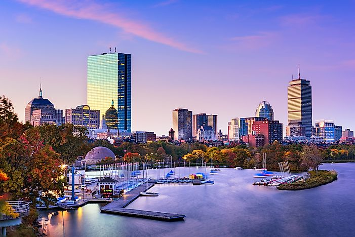 #5 Boston-Worcester-Lawrence, Massachusetts-New Hampshire-Maine-Connecticut CMSA - $37,311