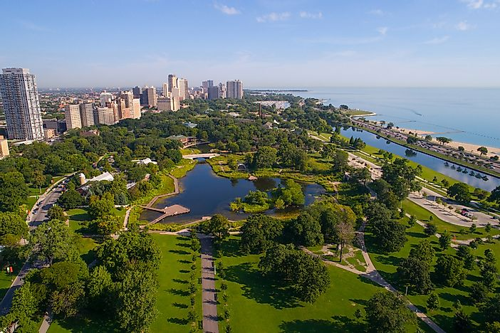 #3 Lincoln Park, Chicago (20 million visitors)