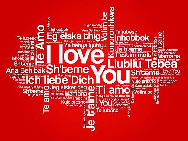How to Say I Love You in 20 Languages