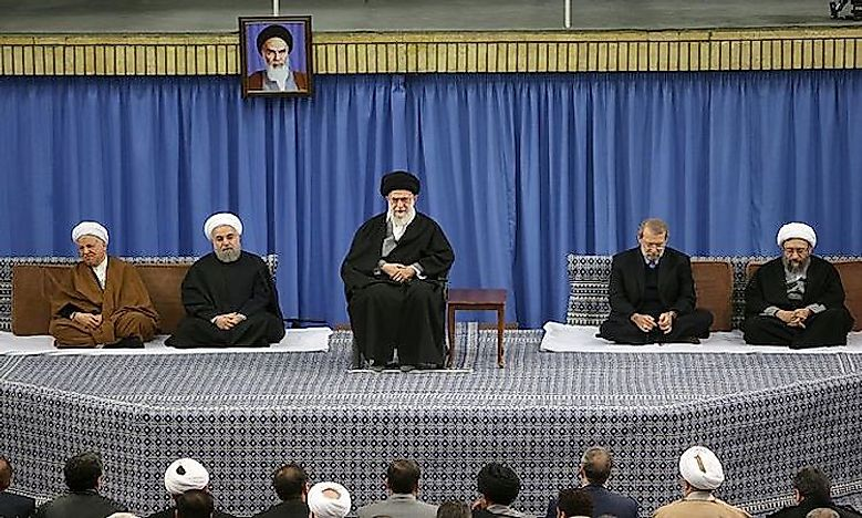 What Type Of Government Does Iran Have?