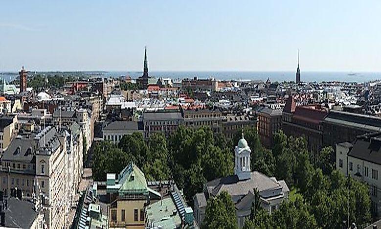 Biggest Cities In Finland