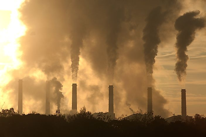 Which Industry Emits the Most Greenhouse Gas?