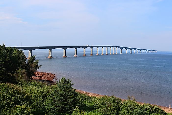 #4 Confederation Bridge