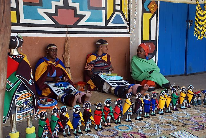 Who are the Ndebele?