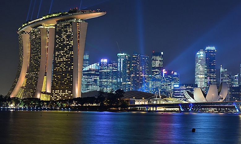 12 Cities With The Most Beautiful Skylines In The World