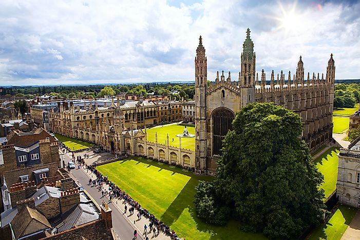 University of Cambridge - Educational Institutions Around the World