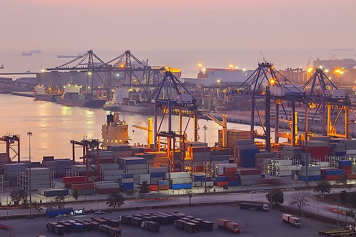 The Biggest Industries in Thailand - WorldAtlas com