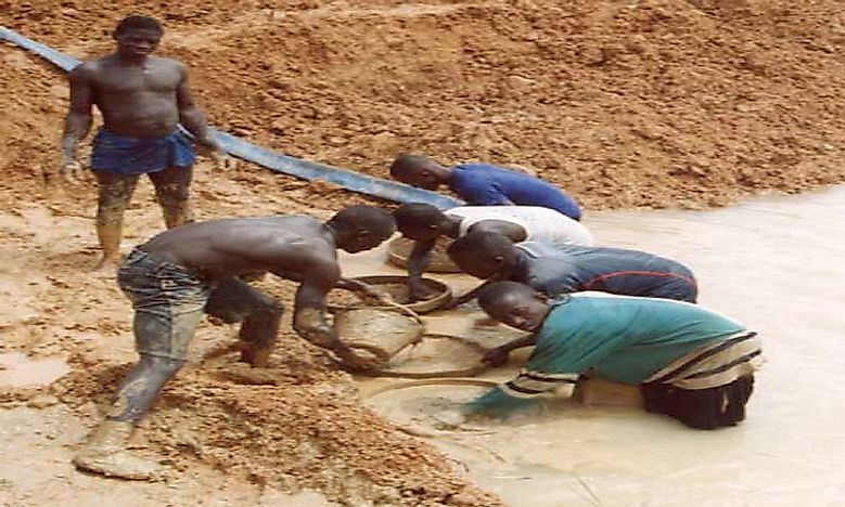 "Civil War In Sierra Leone And The Role Of ""Blood Diamonds"""