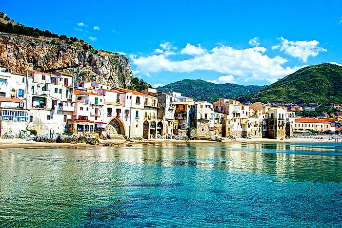 The Most Populated Islands In The Mediterranean Sea