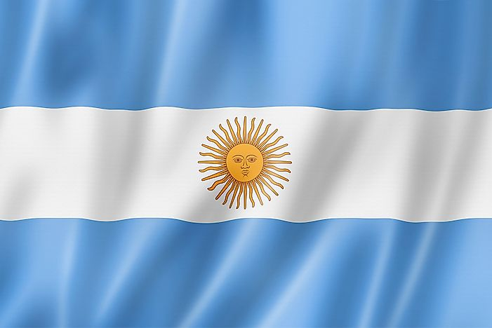 What Is The Capital of Argentina? - WorldAtlas.com