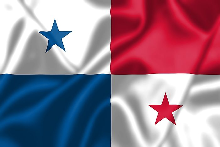 What Do The Colors And Symbols Of Flag Panama Mean