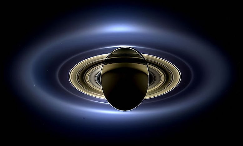 #6 The Rings of Saturn -