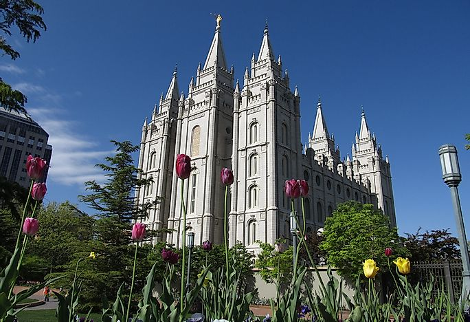 Which Is The Largest Mormon Temple In The World?