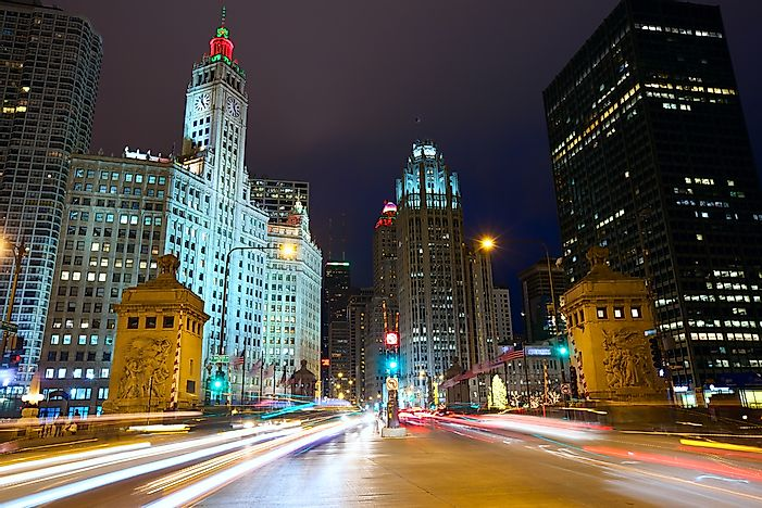 #9 Shop the Magnificent Mile