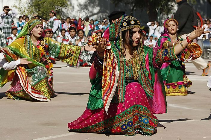 Pakistani Culture, Customs, and Traditions - WorldAtlas com
