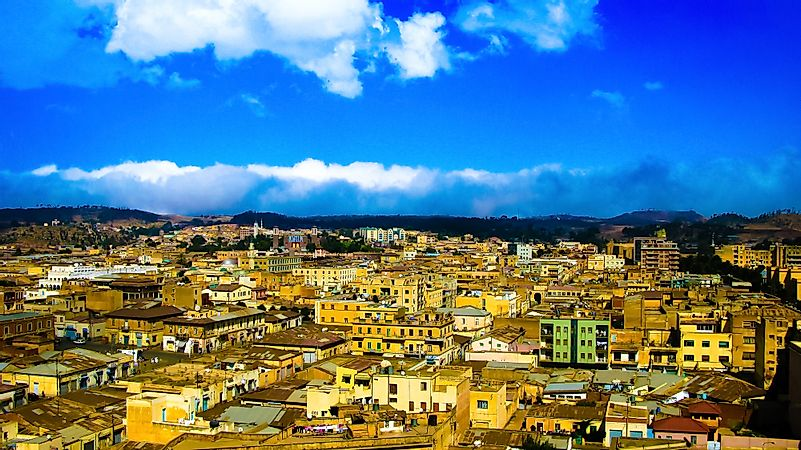 What Is the Capital of Eritrea?