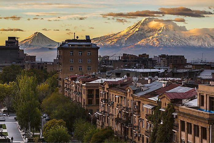 Fun Facts about Armenia