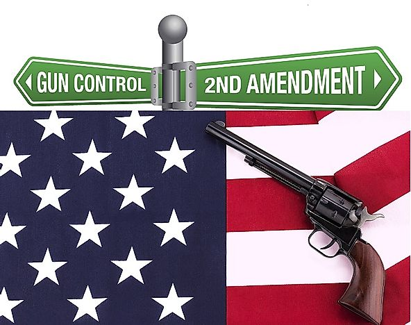 a debate over interpreting the constitution of the united states Second amendment to the united states constitution in  the second amendment debate  national debate over gun control the debate.