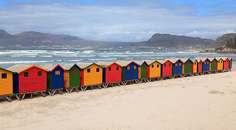 Muizenberg, South Africa - Unique Places around the World