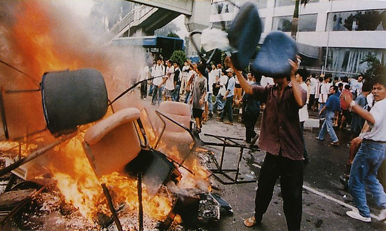 Worst Riots of the 20th Century