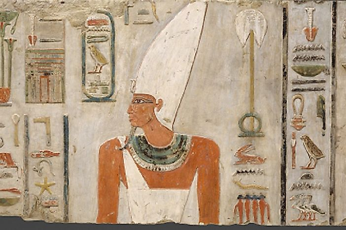 The Middle Period Ancient Egyptian Kingdom Dynasties